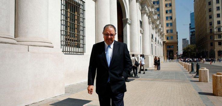 Francisco Huenchumilla | David Cortés/Agencia UNO
