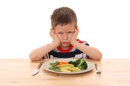 Resultado de imagen para Niño no quiere comer