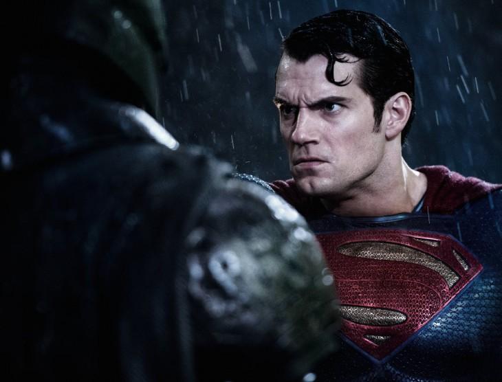 Henry Cavill como Superman / Warner Bros