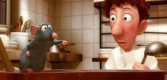 La teora sobre Ratatouille que podra cambiar la manera