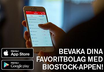 Ladda hem BioStock-appen