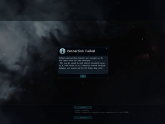 Eve Online DDoS attack januari 27-28 2020