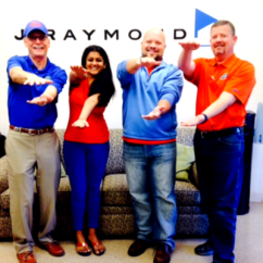 John Sofarelli Tribeca Sofa Bed 2016 Best Places To Work J Raymond Construction Corp Orlando Business Journal