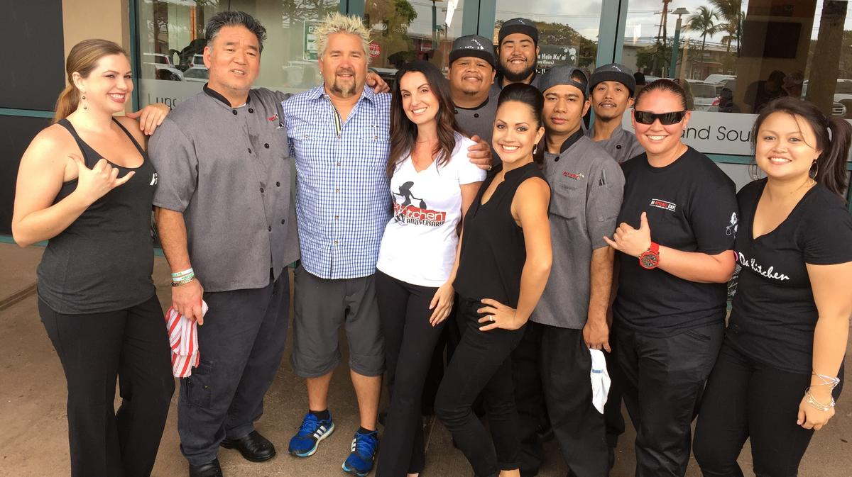 Hawaii restaurant will be featured on Food Networks