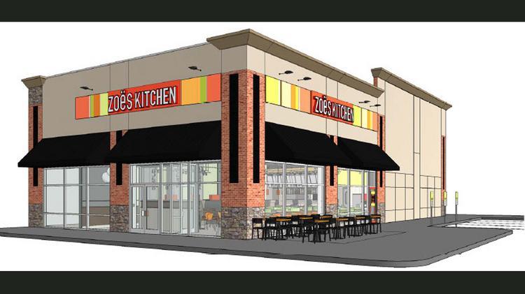 Zos Kitchen opening 4th Orlando location near Mall at
