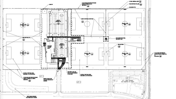 Orlando City Soccer Club files new plan for Lake Nona