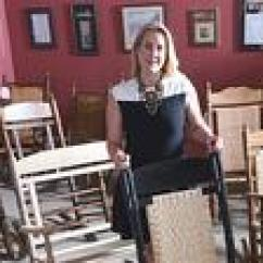 Georgia Chair Company Black Velvet Covers Report 102 Year Old To Close Atlanta Keep Rocking Anna Brumby Sees New Growth For Co