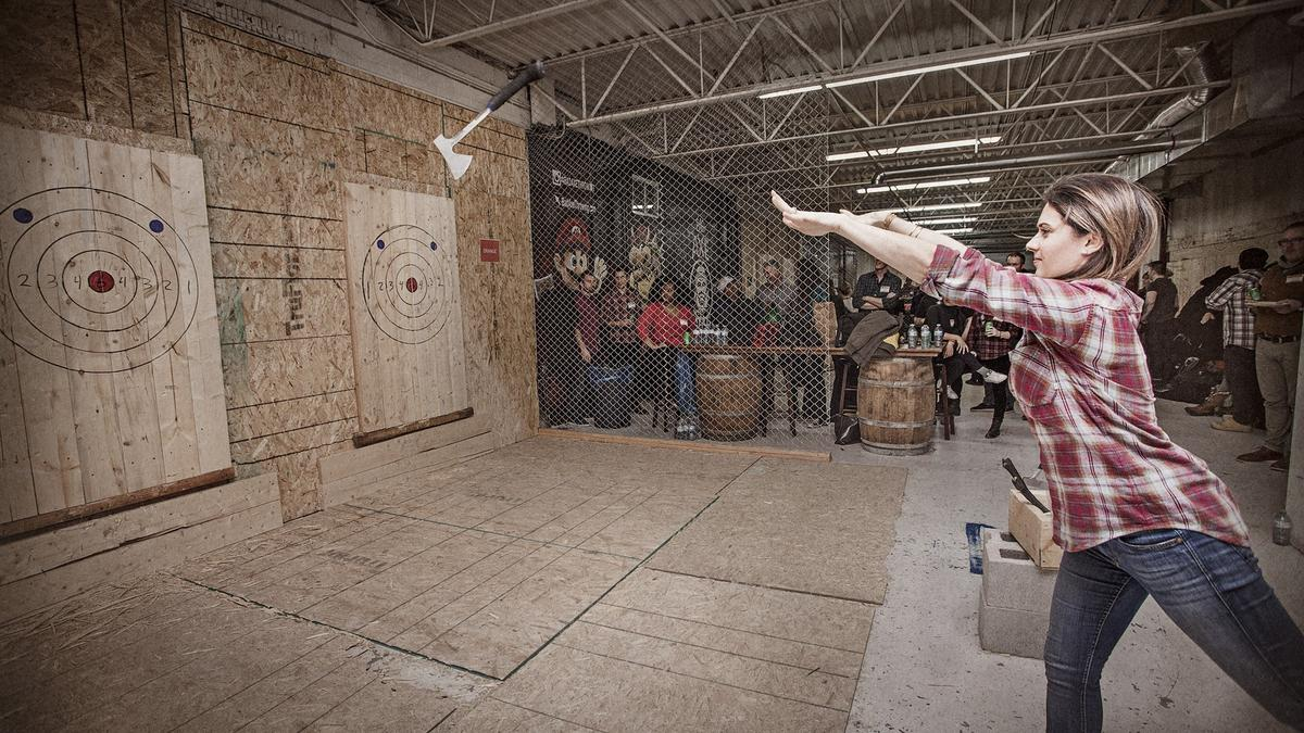 bad axe throwing coming