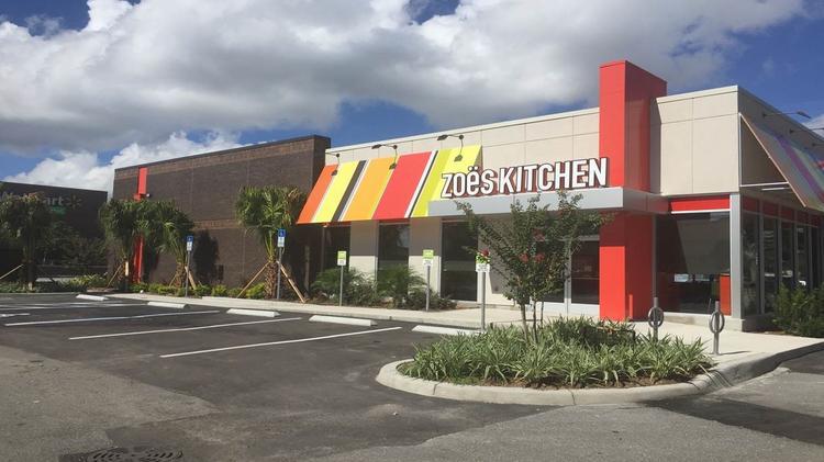 Zoes Kitchen Phoenix