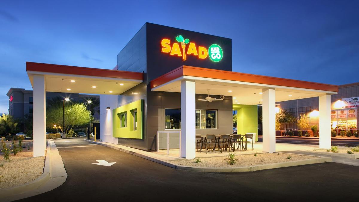 Image result for salad and go about