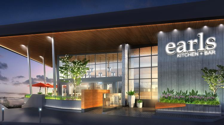 Earls Kitchen  Bar sets Mall at Millenia opening date