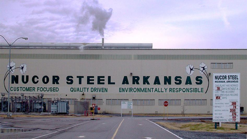 Image result for PHOTOS OF HEADQUARTERS FOR NUCOR