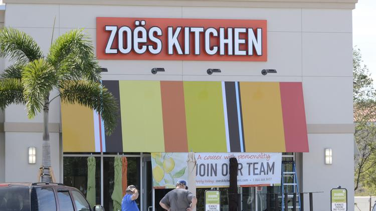 Zoes Kitchen aims to double restaurants in Houston area