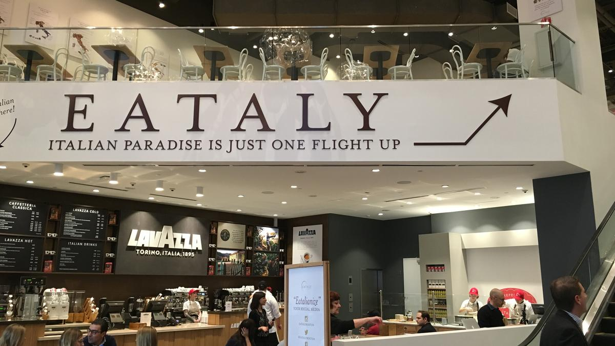 Eataly Boston Will Soon Be Getting A New Rooftop