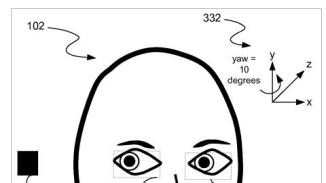 Disney's eye-tracking patent seeks to measure the whites of guests' eyes to determine where they are looking. This technology could improve the performance of animatronics and more, said the patent.