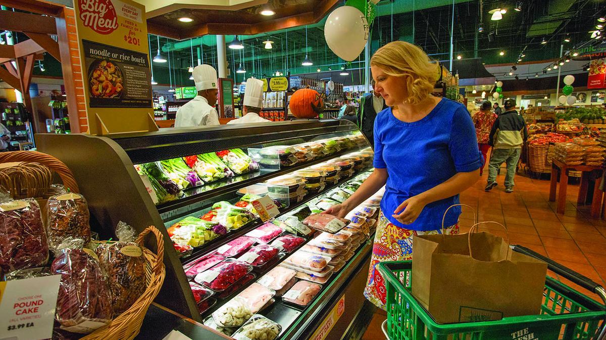 Fresh Market Store 222