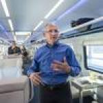 All aboard: Nearly 3 million will ride Brightline annually by 2020, report says
