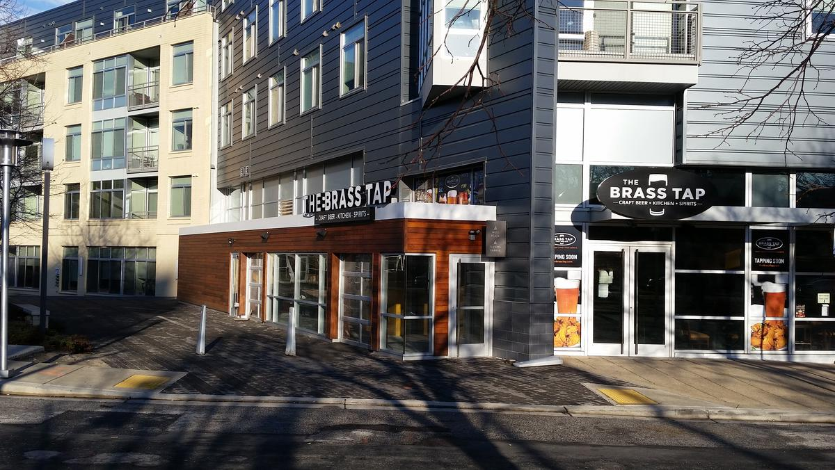 With first location open Brass Tap looks for further