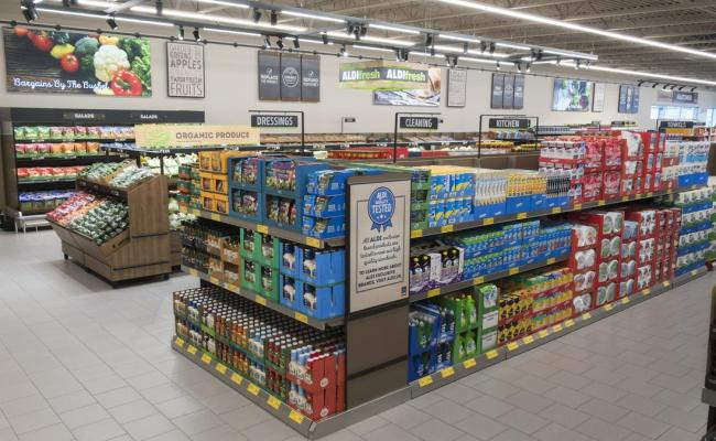 Following 1 6b Remodeling Plan Aldi Announces 900 New