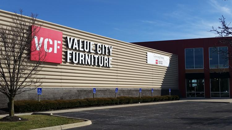 Value City Furniture Takes Kittles Spaces At Easton And