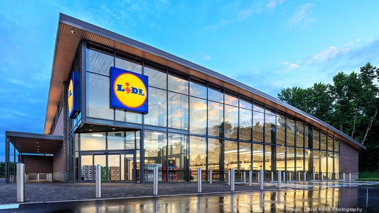 Lidl started opening U.S. stores a year ago, but its growth has been slower than first expected.