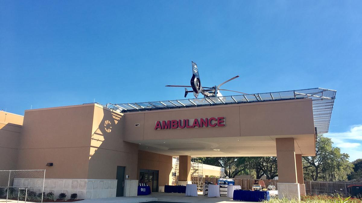 HCAs Brandon Regional Hospital takes wraps off bigger ER