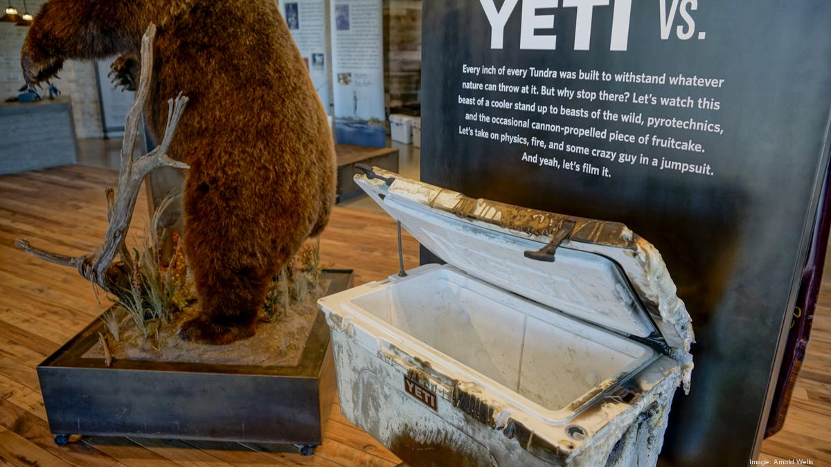 Yeti Cooler Stand Plans