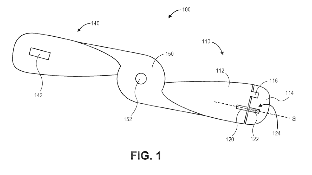 Amazon patents collapsable drone propeller to save power