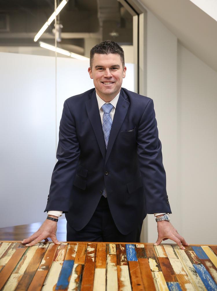 Charlotte's 40 Under 40: Dan Ryan. CDI Southeast - Charlotte Business Journal