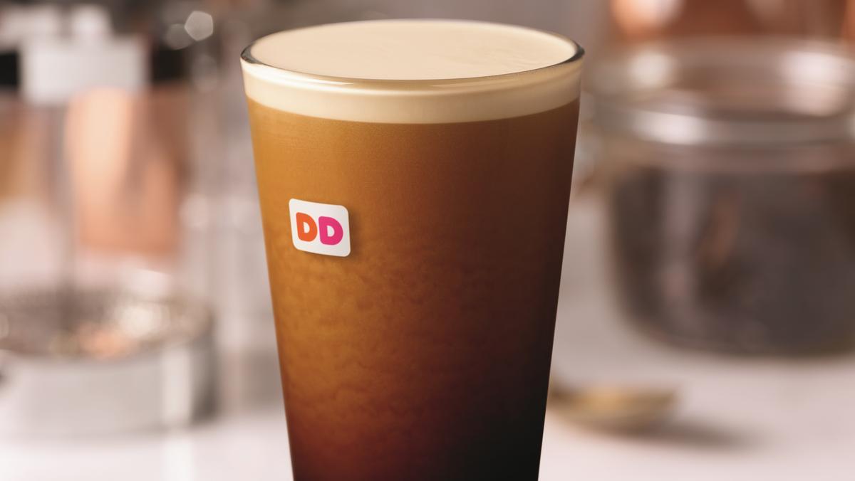 Dunkin' Donuts testing nitrogen-infused cold coffee. taking on Starbucks - Bizwomen