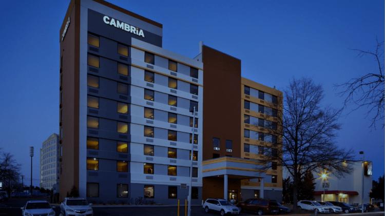 8m Transformation Of Hotel Near Duke University Complete