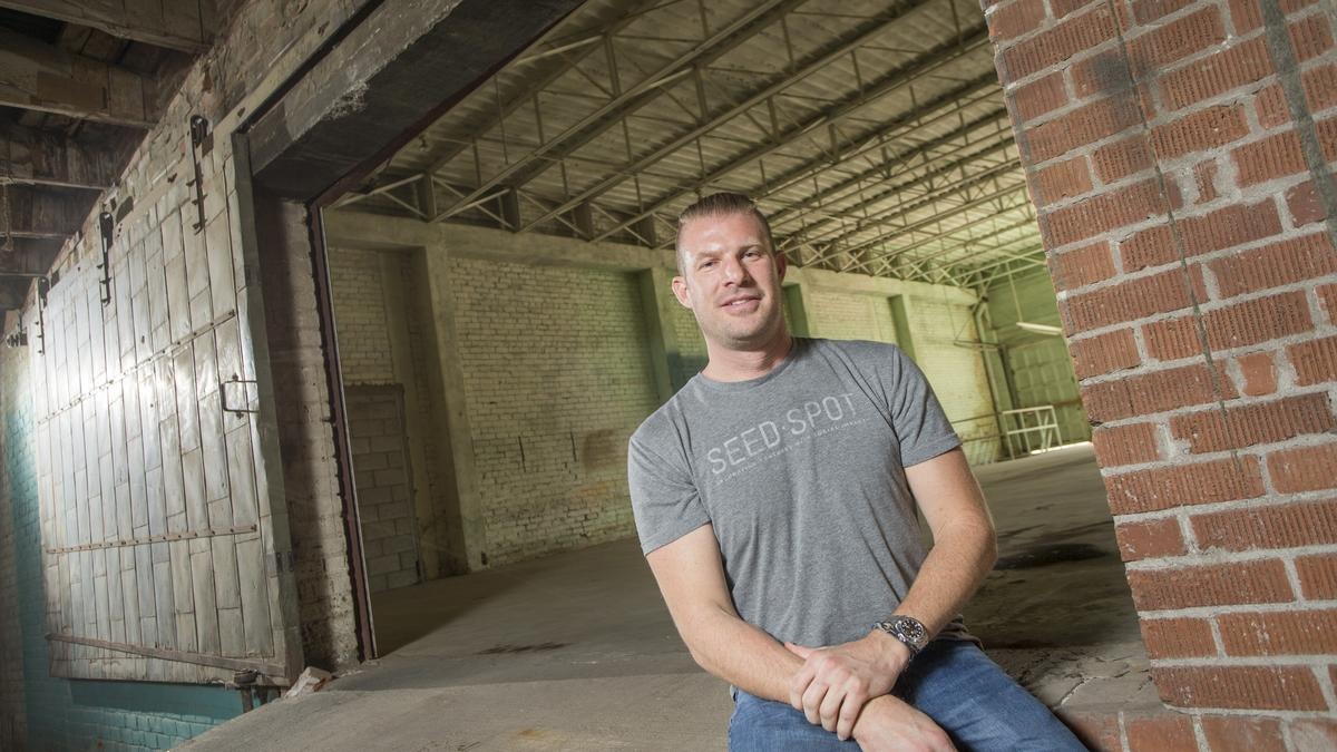 Cover Story Downtown goes from warehouse to tech house