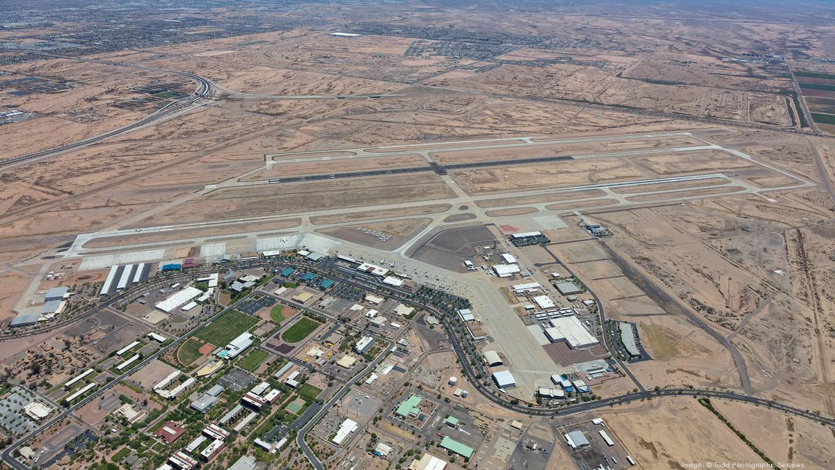 PhoenixMesa Gateway Airport aims to be epicenter for