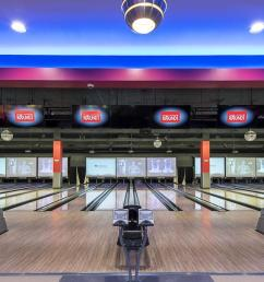 round 1 bowling amusement plans to open at four seasons town centre in first quarter 2018 triad business journal [ 1200 x 675 Pixel ]