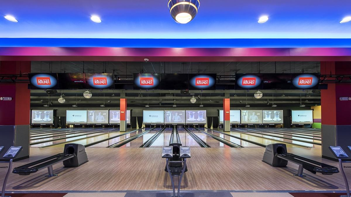 hight resolution of round 1 bowling amusement plans to open at four seasons town centre in first quarter 2018 triad business journal