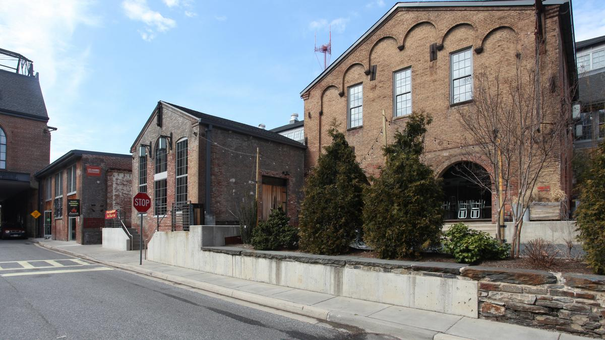 Clipper Mill buildings sell for 1875M  Baltimore