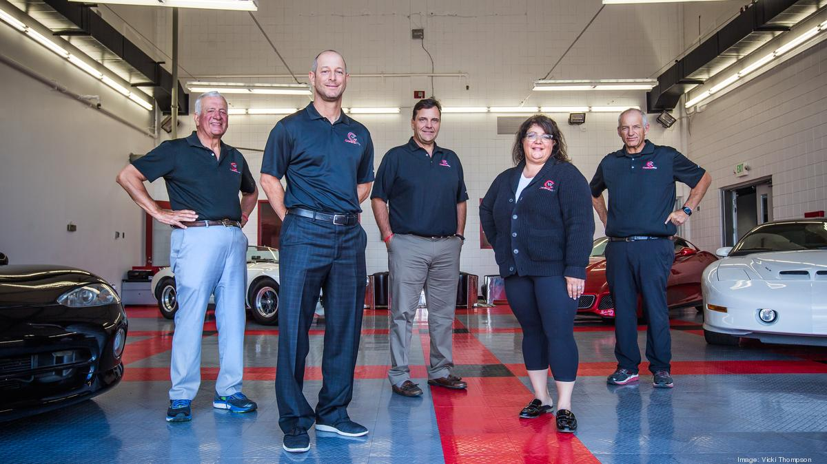 Cardinale Automotive Group First came the business then