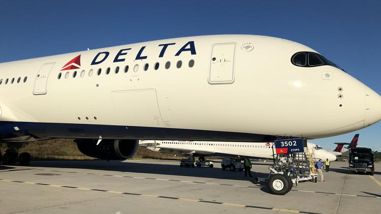 Delta Air Lines Says To United And American We Have A 350
