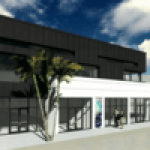 Former Wynwood art gallery could be redeveloped, expanded for retail (Renderings)