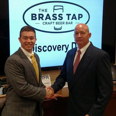 The Brass Tap to open at Towson Town Center in January