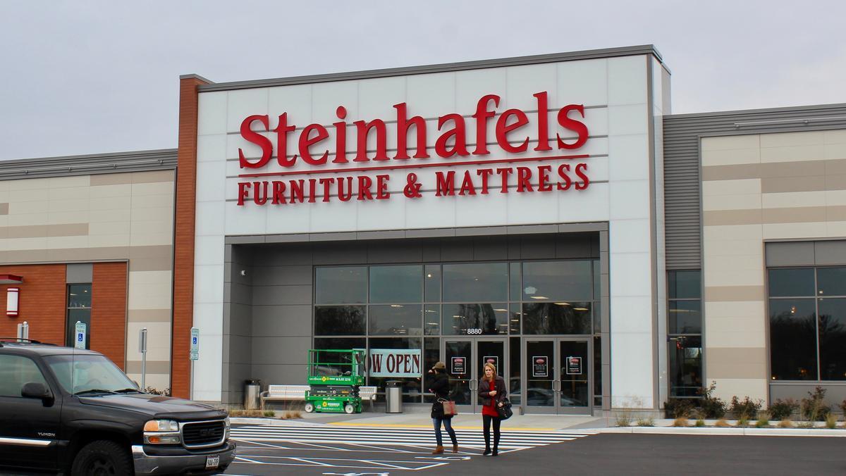 steinhafels quietly opens new