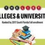 The List: South Florida's Top Colleges & Universities