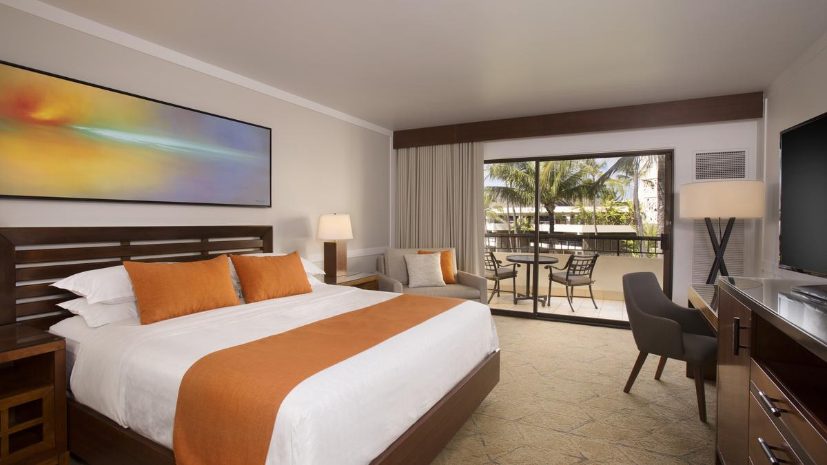 Sheraton Maui Resort and Spa to transform rooms and suites