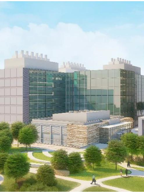 Cdc Chamblee Campus : chamblee, campus, Plans, Million, Containment, Atlanta, Business, Chronicle