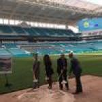 Miami Open tennis venue breaks ground at Hard Rock Stadium