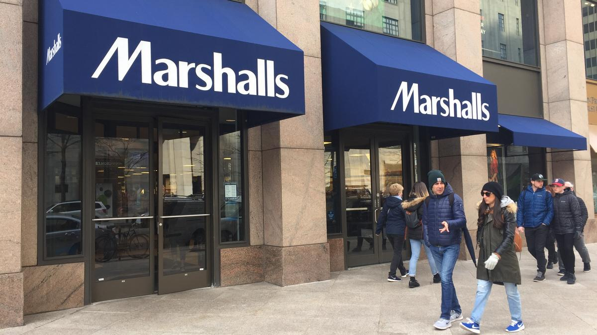 Marshalls is closing in Bostons Back Bay  and Wayfairs