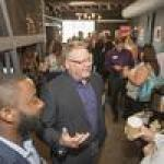 SFBJ holds Breakfast with the Business Journal at FATVillage (Photos)