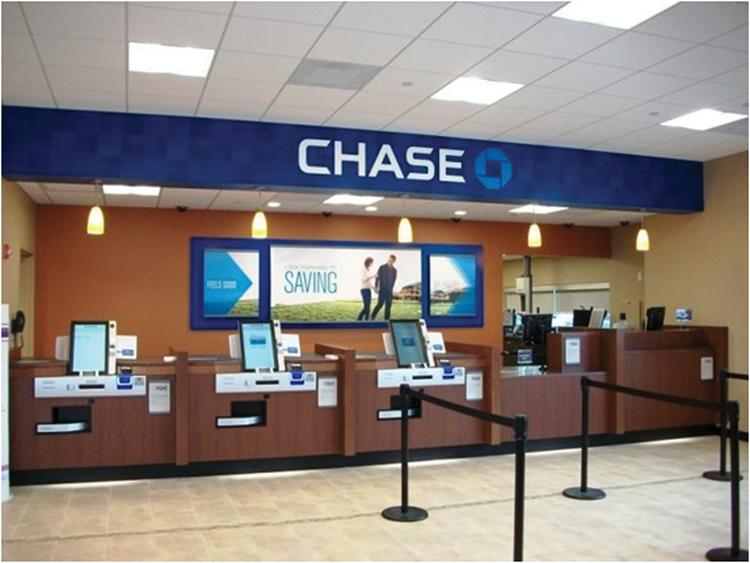 chase bank commercial