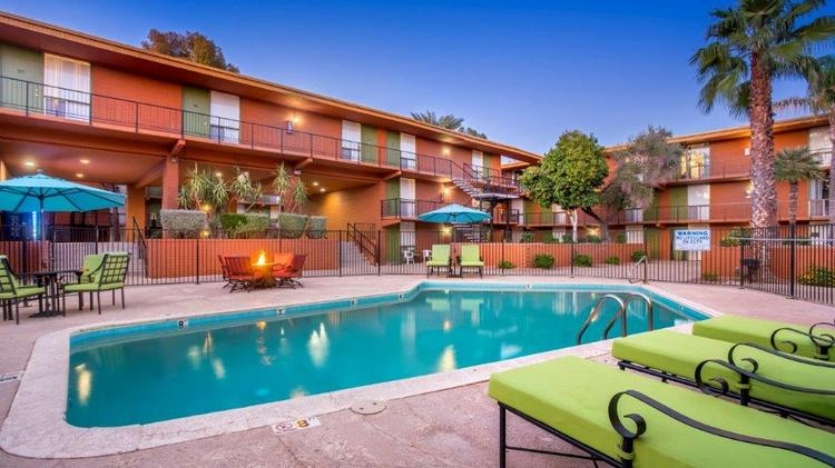 Sterling Real Estate Partners acquired Cambridge Court Apartments in Phoenix for $24 million.