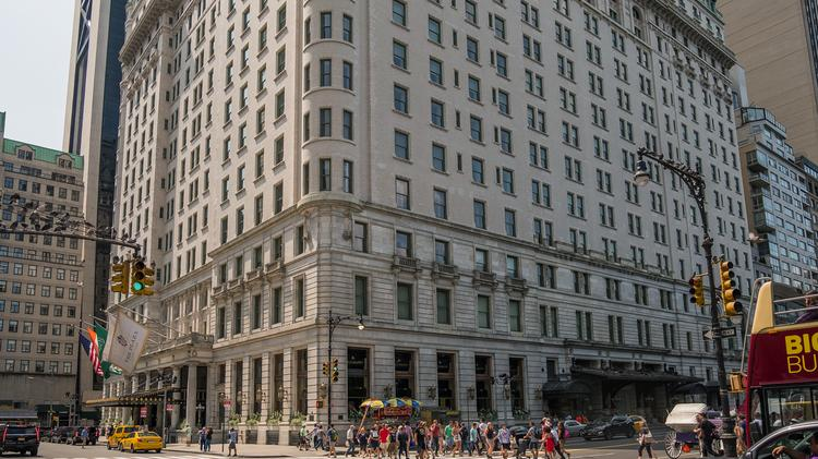 Iconic Plaza Hotel Sold To Qatar New York Business Journal